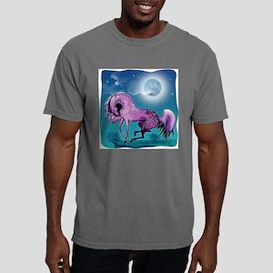 GS-moonlitpurappy3PL-1.p Mens Comfort Colors Shirt