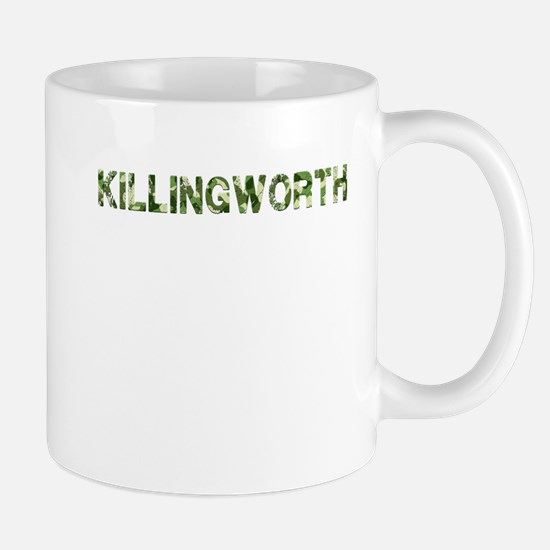 Killingworth, Vintage Camo, Mug
