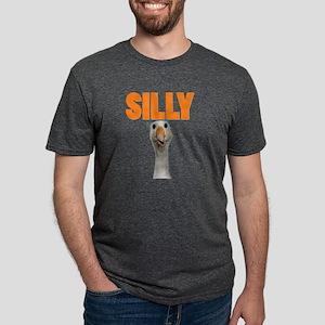 SillyGoose Mens Tri-blend T-Shirt