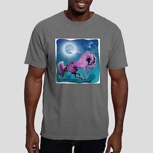 GS-moonlitpurappy4PL-1.p Mens Comfort Colors Shirt