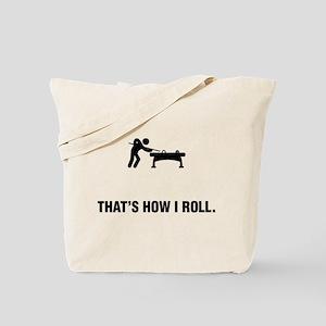 Billiard / Pool Tote Bag