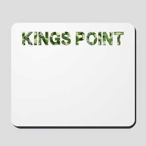 Kings Point, Vintage Camo, Mousepad