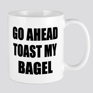 Toast My Bagel Mug
