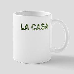 La Casa, Vintage Camo, Mug