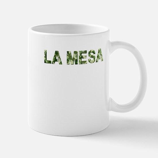 La Mesa, Vintage Camo, Mug