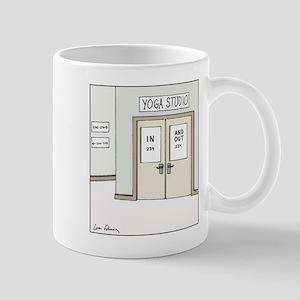 Yoga Studio Mugs