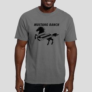 cp_mustang ranch qcs1a Mens Comfort Colors Shirt