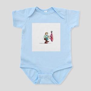 butcher beware Infant Bodysuit