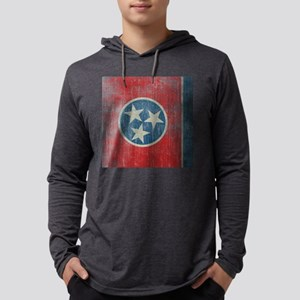 Tennessee Mens Hooded Shirt