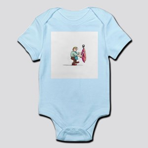 butchrt Infant Bodysuit