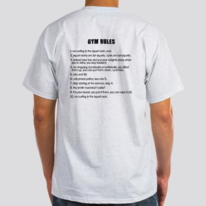 Gym Rules Light T-Shirt