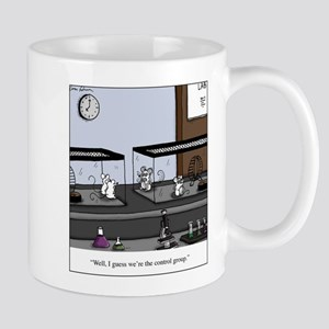 Control Group Mice Mugs