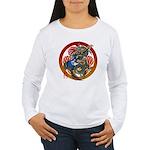 Dragon Bass 02 Women's Long Sleeve T-Shirt