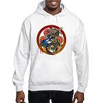 Dragon Bass 02 Hooded Sweatshirt