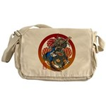 Dragon Bass 02 Messenger Bag