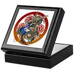 Dragon Bass 02 Keepsake Box