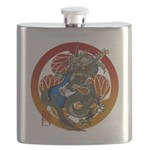 Dragon Bass 02 Flask