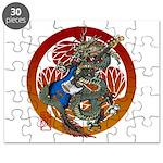 Dragon Bass 02 Puzzle