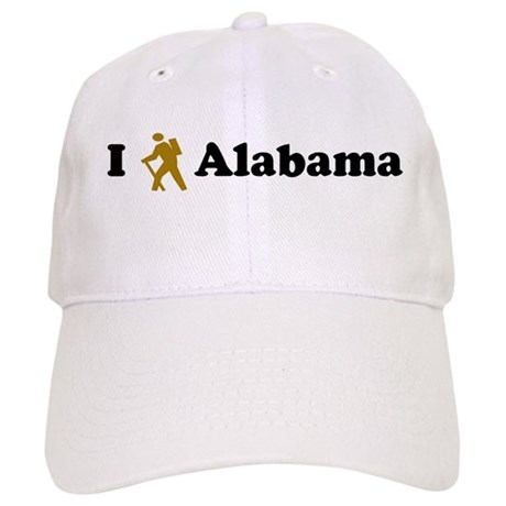 Hike Alabama Cap