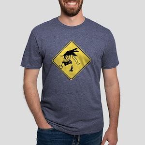 biker26b Mens Tri-blend T-Shirt