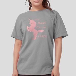 unicornplaid1BC3 Womens Comfort Colors Shirt