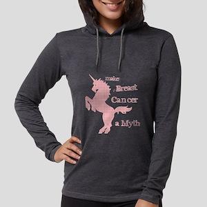 unicornplaid1BC3 Womens Hooded Shirt