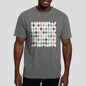 Argyle Mulit 2 Mens Comfort Colors Shirt