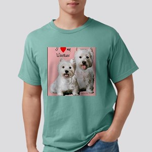 westy101 Mens Comfort Colors Shirt