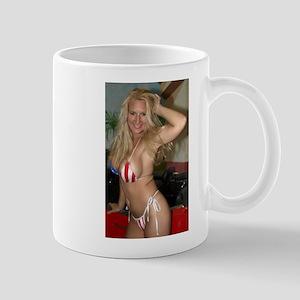 HeidiRae USA Bikini Swimwear Mug
