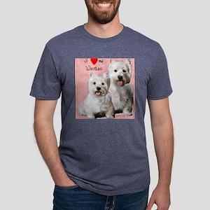westy101 Mens Tri-blend T-Shirt