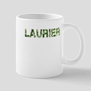 Laurier, Vintage Camo, Mug