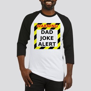 Dad joke alert Baseball Jersey