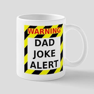 Dad joke alert Mug