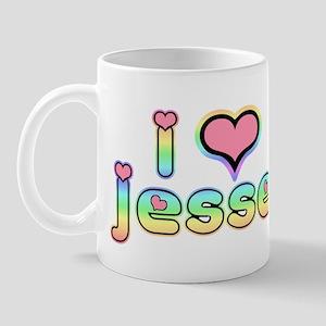 JESSE JESSE JESSE Mug