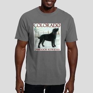 Colorado Labrador Mens Comfort Colors Shirt