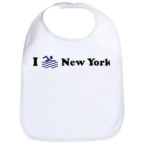Swim New York Bib