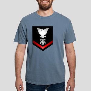 navy_e4_masteratarms Mens Comfort Colors Shirt