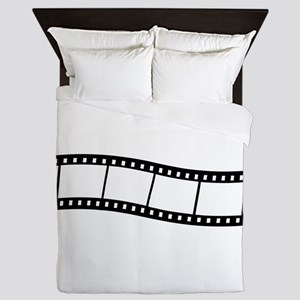 Film Wave 1 Queen Duvet