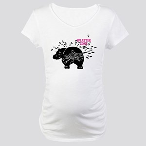 Splatter Zone Maternity T-Shirt