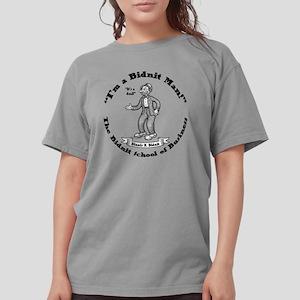 bidnit-sch-grnT Womens Comfort Colors Shirt