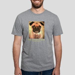 Now I know...dark Mens Tri-blend T-Shirt