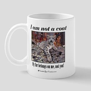Paws Off Mug