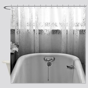 Soaking Tub Shower Curtains Cafepress