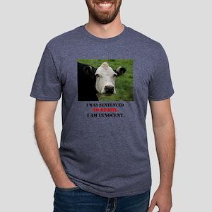 sentenced to death Mens Tri-blend T-Shirt