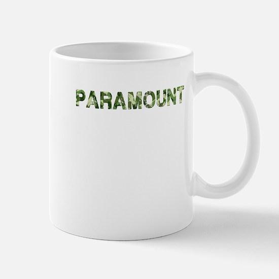 Paramount, Vintage Camo, Mug