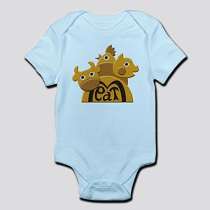 Butcher Infant Bodysuit