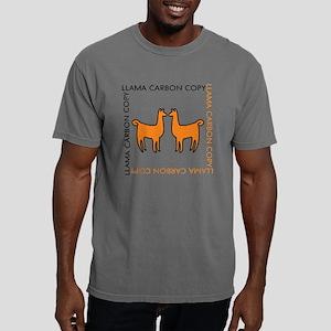 llamaCCshirt2B2A Mens Comfort Colors Shirt