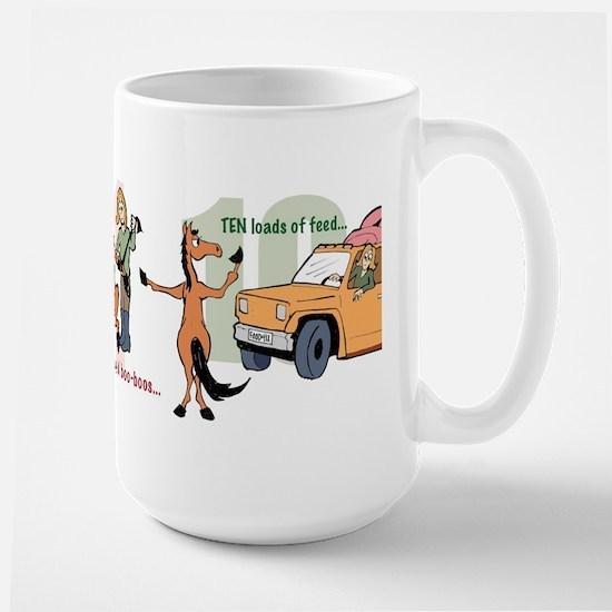 Days 12/11/10 Large Mug