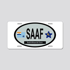 Oval - South African Air Force 1958-1981 Aluminum