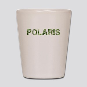 Polaris, Vintage Camo, Shot Glass